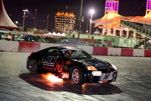 BIC set to host Burnout night