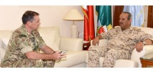 Bahrain-UK relations, military cooperation praised
