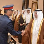 Deputy King hosts Iftar banquet for MOI officers
