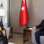 Foreign Minister meets Turkish President, FM