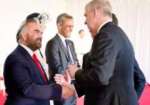 GPIC president attends RoSPA ceremony