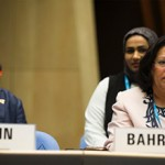 Health minister attends WHO session