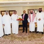 Justice minister receives BisB Chief