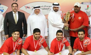 Nasser 10 football quarterfinals concludes