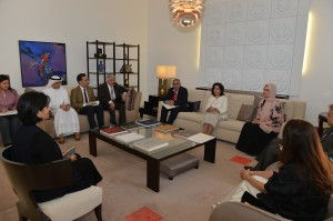 Preparatory meeting on Bahraini Women's Day held