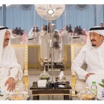 Saudi, Kuwaiti leaders review regional developments