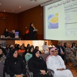 Works Ministry holds lecture on health nutrition