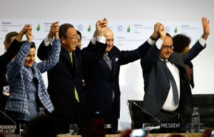World forges ahead with Paris climate deal without Trump