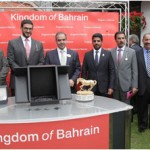 Bahrain Trophy Race held at Newmarket Festival