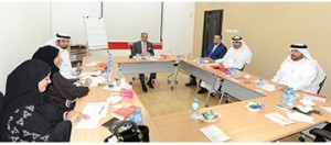 Course on constitutional texts interpretation held