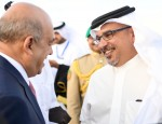 HRH Crown Prince concludes visit to Egypt