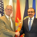 Interior Minister meets US Secretary of Defence