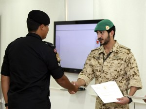 Joint counter-terrorism drill concludes