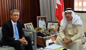 Bahrain-Indonesia ties reviewed