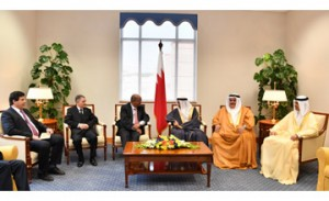 Deputy Premier receives Algerian Foreign Minister