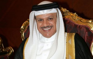GCC Chief receives Gulf official