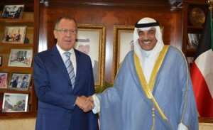 Kuwaiti, Russian ties reviewed