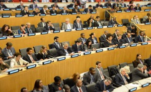 Bahrain participates in Global Pact for Environment Summit