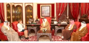 HM King receives invitation from Egyptian President