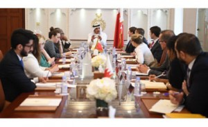 Housing Minister receives US delegation