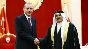 King, Turkish president exchange Eid greetings