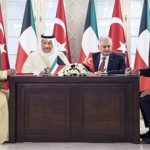 Kuwait, Turkey sign six agreements, accords