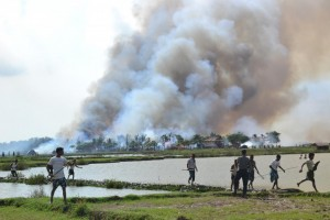 OIC urges end to violence targeting Rohingya