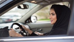 Saudi Arabia allows women to drive