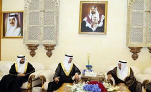 Southern Governor visits majlises
