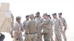 UAE-US military drill Iron Union 5 concludes