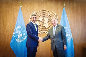 UAE to donate $30 million in support of UN