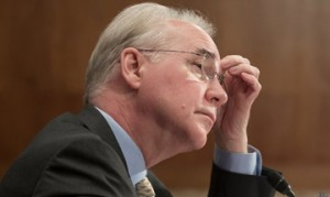 US health secretary quits over charter flights investigation