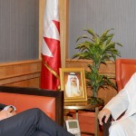 Assistant foreign minister receives US officials