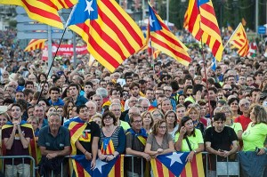 Catalans say yes to independence