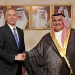 Foreign Minister receives former UK Premier