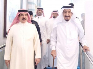 HM King, Custodian of Two Holy Mosques hold meeting
