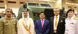 Pakistan's Ambassador visit pavilion at BIDEC