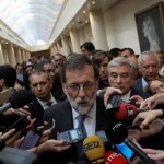 Spanish PM pledges to restore legitimacy in Catalonia