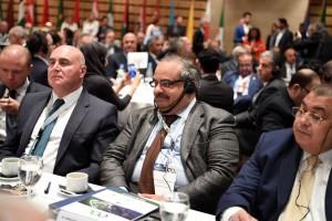 Advisor to HRH Premier attends Arab-Euro Summit