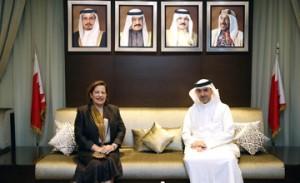 Bahrain, Egypt cooperation discussed