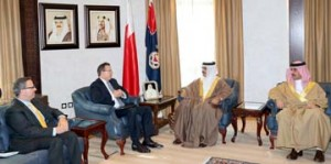 Bahrain-US ties praised