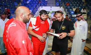 Bahrain hosts major sporting events