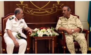 Commander-in-chief receives Egyptian military delegation