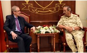 Commander-in-chief receives FDD delegation
