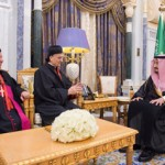 King Salman receives Lebanese Maronite Patriarch