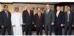 Minister receives US company executives