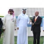 Rashid Equestrian Club holds season's 2nd race