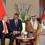 Turkish president visits Kuwait