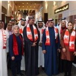 BETEA, Capital Governorate celebrate National Days