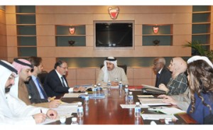 Bahrain, UN agencies hold meeting